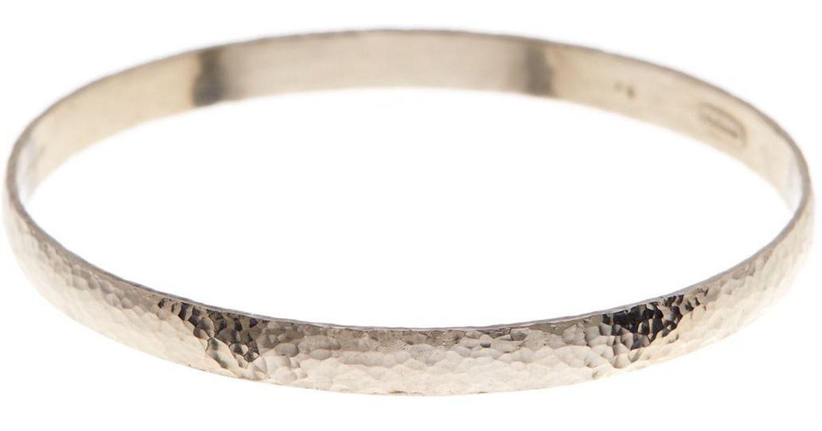 Gurhan Hoopla Thin Bangle Bracelet KvegrNI