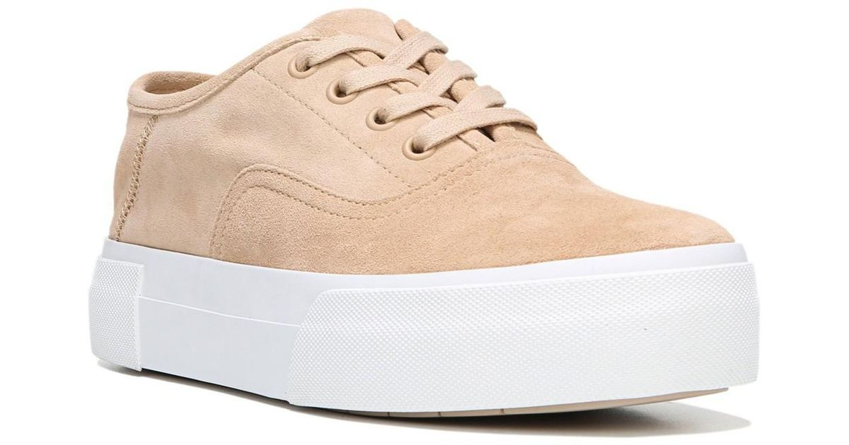105597d6209 Lyst - Vince Copley Platform Sneaker (women) in Pink