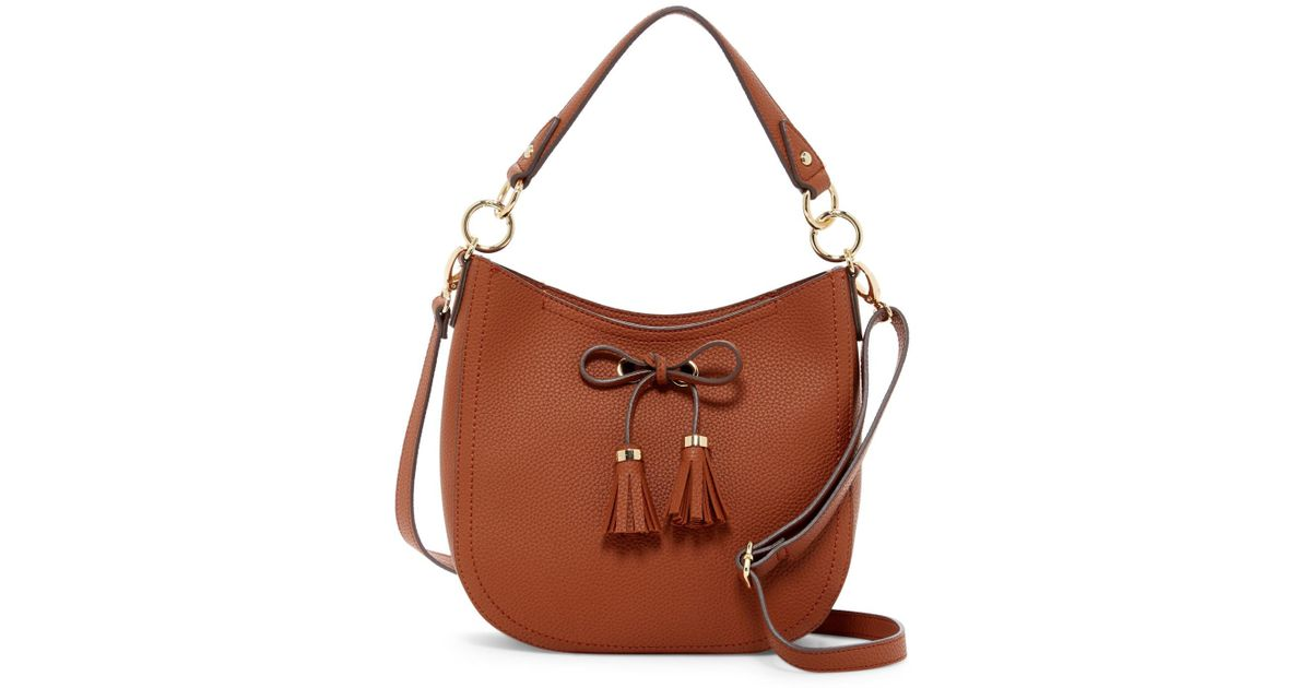 Crossbody Hobo Bag
