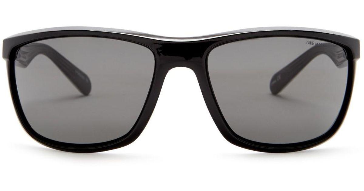 b7ed6d588c25 Lyst - Nike Women s Swag Sunglasses in Black