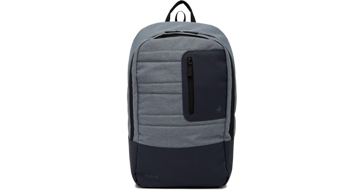 Lyst - Tavik Daley Backpack in Black for Men 8376632ec5064