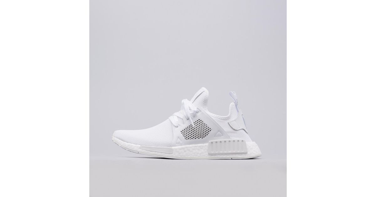 52869516f Lyst - adidas Originals Nmd Xr1 In Running White in White for Men
