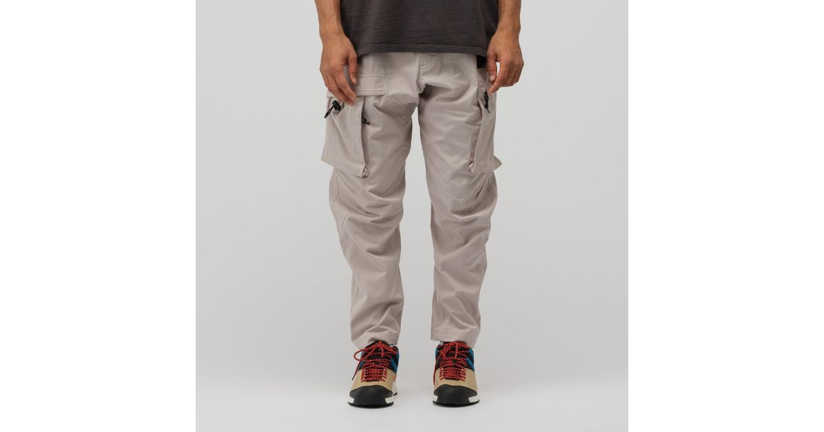 4120aad4747c7 Nike Acg Woven Cargo Pant In Moon Particle for Men - Lyst