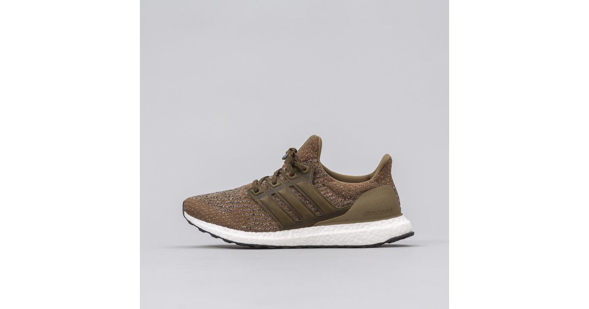 1e59154d4 Lyst - adidas Ultra Boost 3.0 In Trace Olive for Men