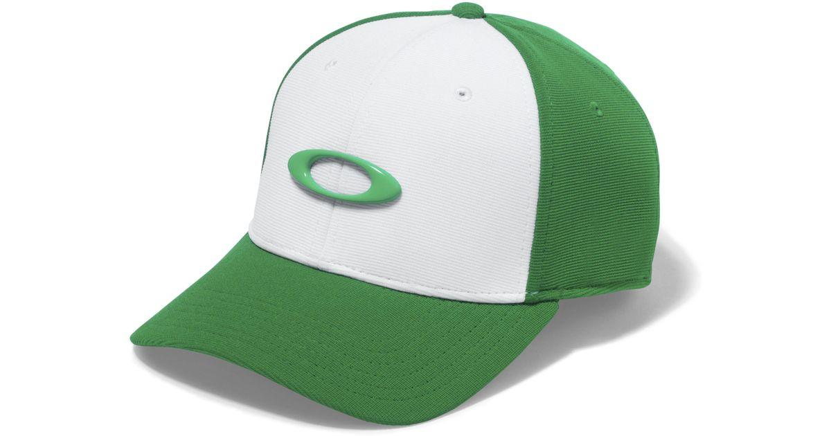 d2276d7cd24c9 ... promo code lyst oakley tincan hat in green for men 8bbce ce6eb