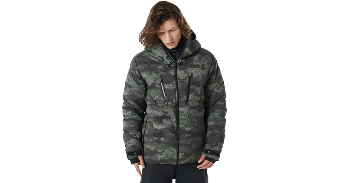 0bb06962476e3 Oakley Ski Down Jacket 15k for Men - Lyst