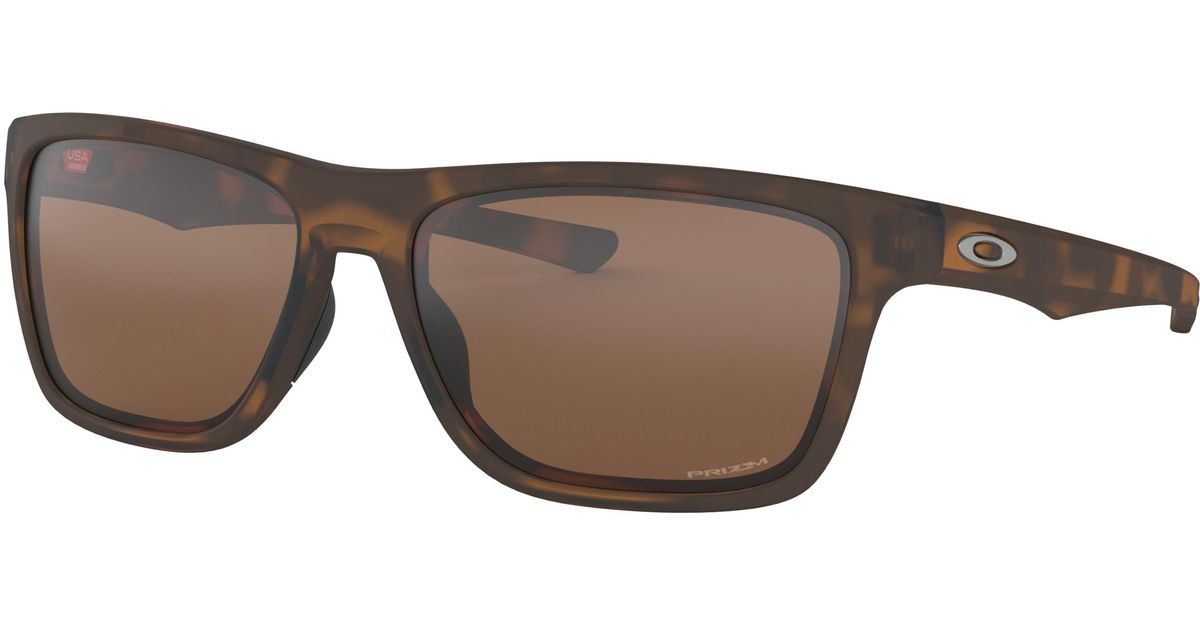 183ddc25c5 Lyst - Oakley Holston in Brown for Men