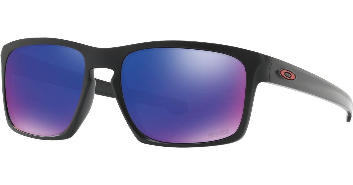 90b7b29dcfc Lyst - Oakley Slivertm Marc Marquez Signature Edition in Blue for Men