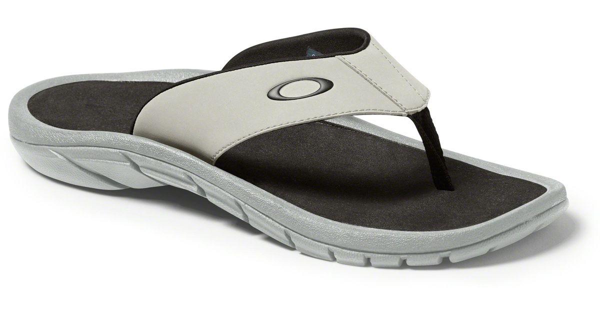 eb443d79e2 Lyst - Oakley Super Coil Sandal 2.0 in Gray for Men