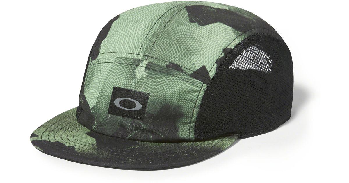 0b25fcb20c755 Oakley 5 Panel Performance Hat for Men - Lyst