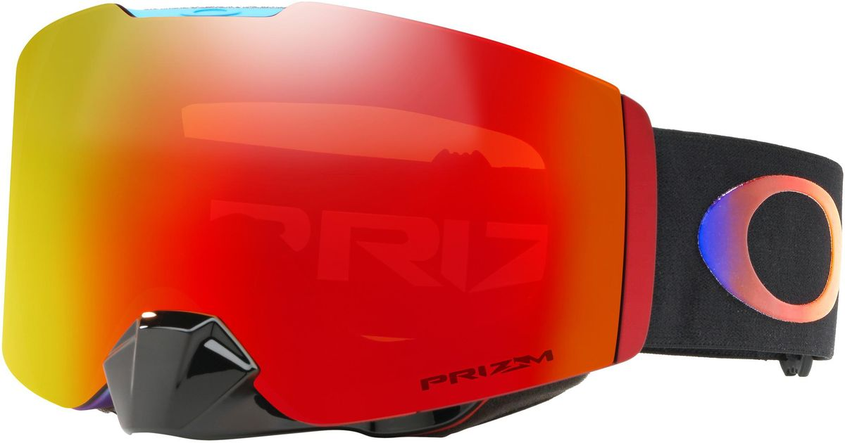 657a55d7d9 Lyst - Oakley Fall Line Prizm Halo 2018 (asia Fit) Snow Goggle in Red for  Men