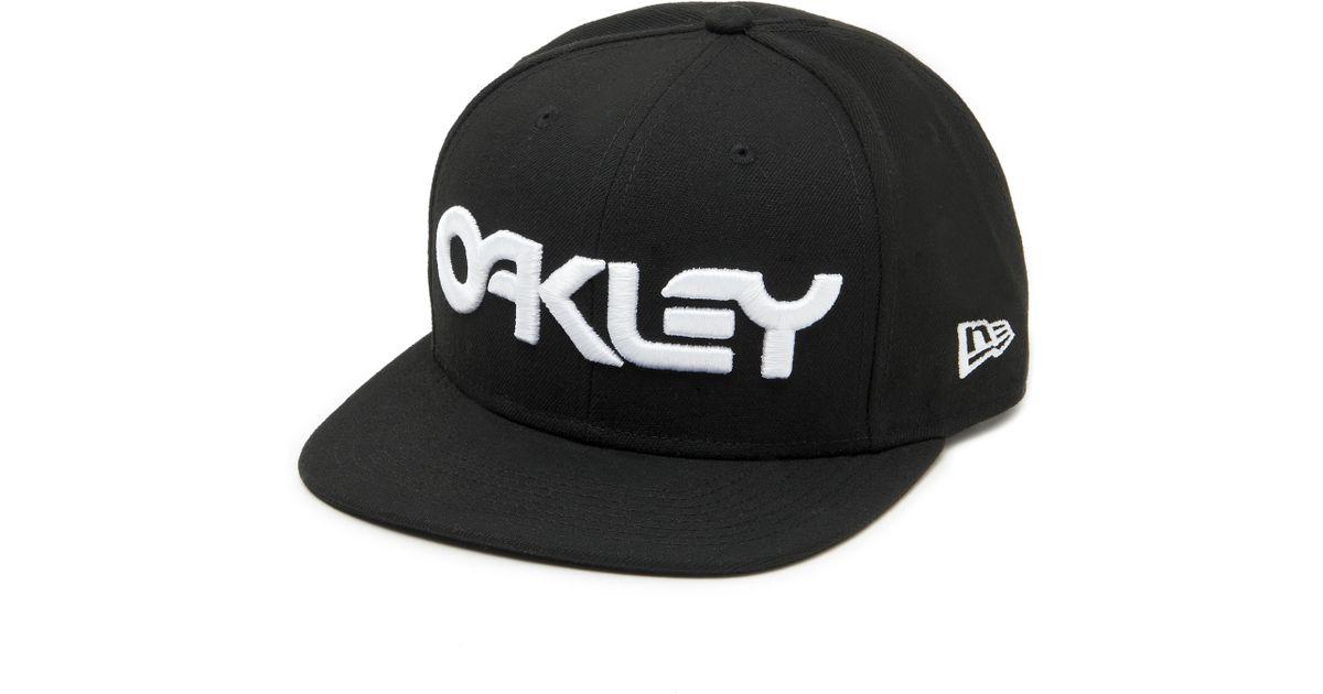 eabfc39f Lyst - Oakley Mark Ii Novelty Snap Back for Men