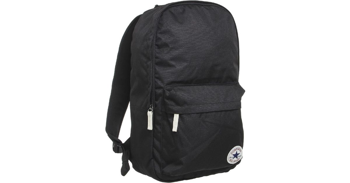 75c272b5dab9 View fullscreen huge selection  Lyst - Converse Ctas Poly Backpack in Black  for Men - Save 4 low priced 337d7 ...