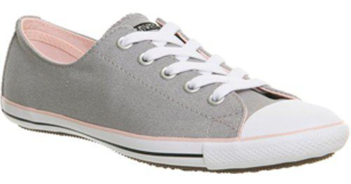 Converse Gray Ct Lite 2 Trainers for Men Lyst