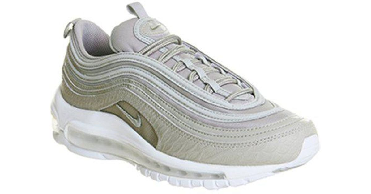 finest selection 3934b dc52c Nike - Gray Air Max 97 - Lyst