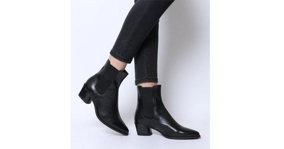 7937506ac12477 Lyst - Vagabond Lara Chelsea Boot in Black