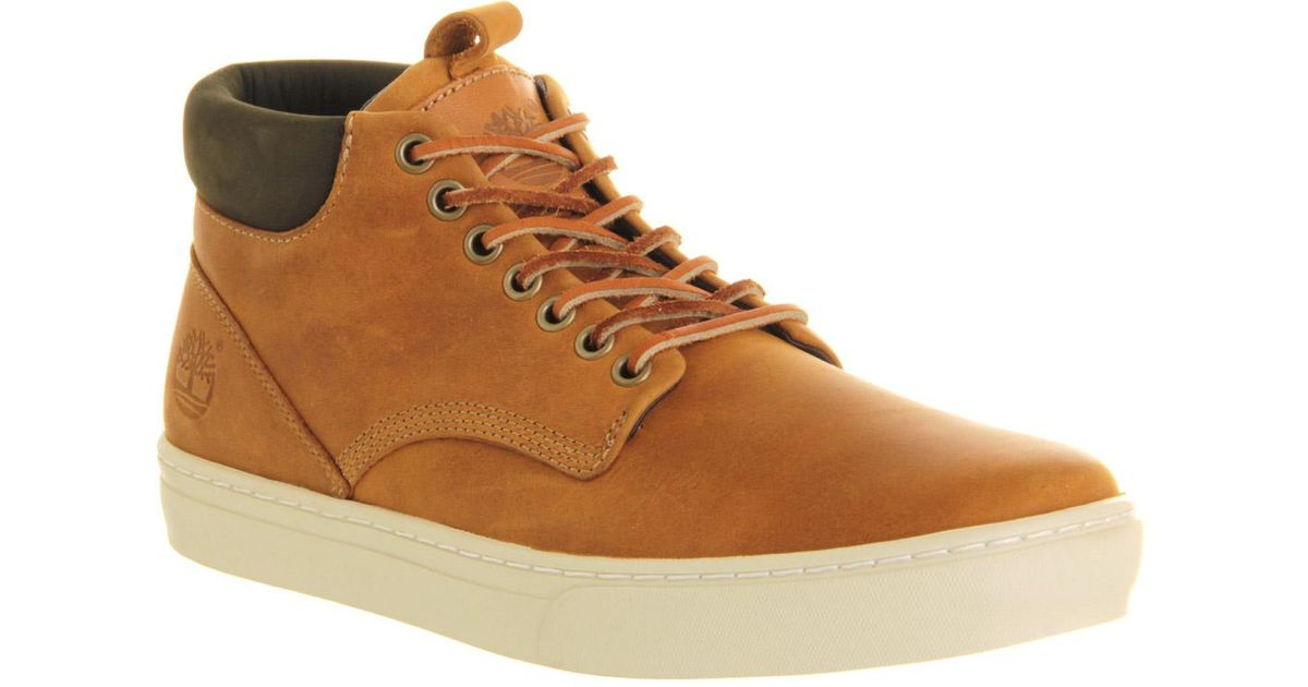 Timberland Natural Earth Keeper 2.0 Cupsole Chukka Boots for men
