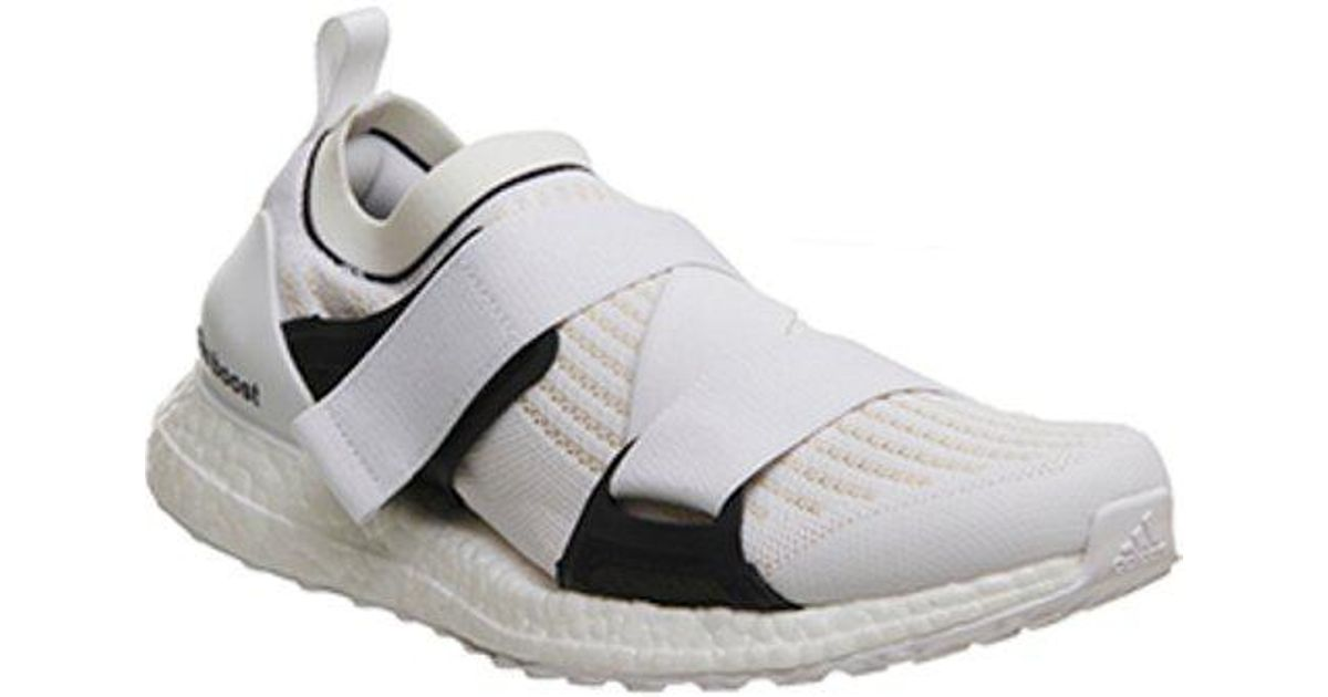 8f6b3cdd199 Lyst - adidas By Stella McCartney Stella Mccartney X Ultra Boost X in White  for Men