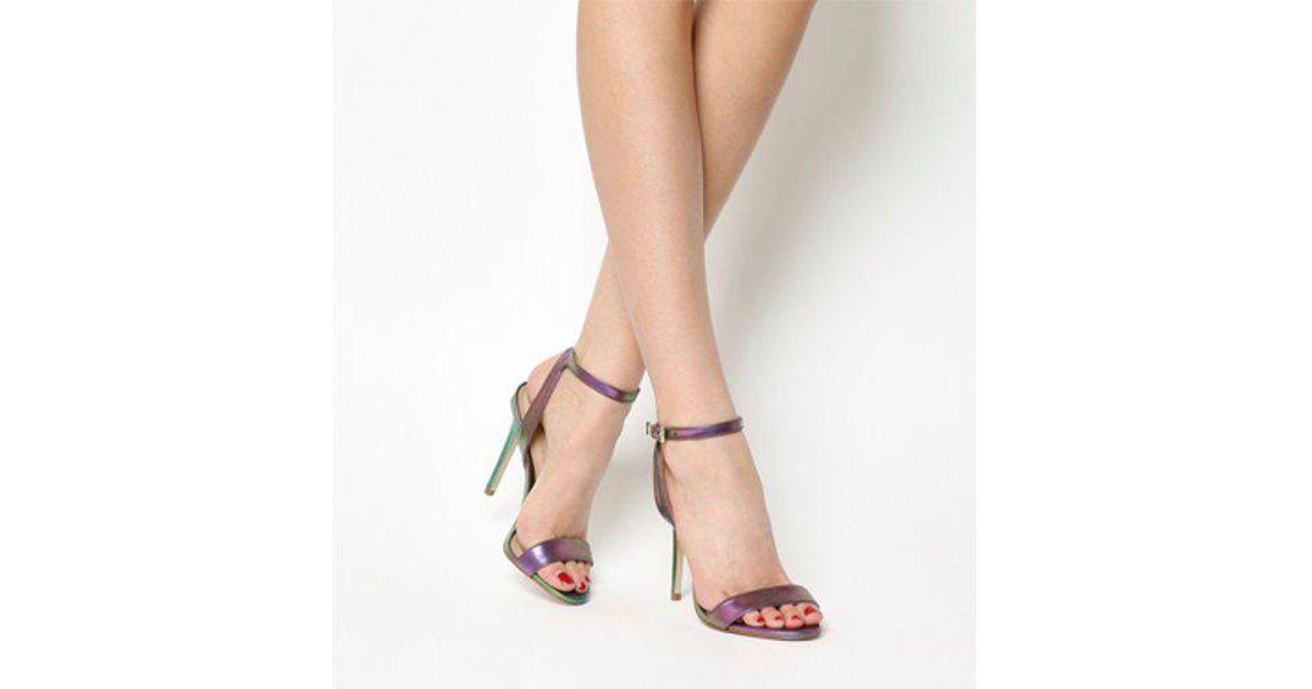 6c3a7a7f7a Office Alana Single Sole Sandal in Purple - Lyst