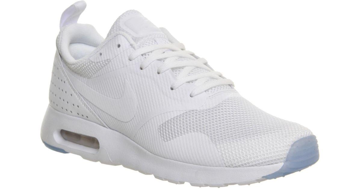 Buy Nike Air Max Tavas Triple White single eastern