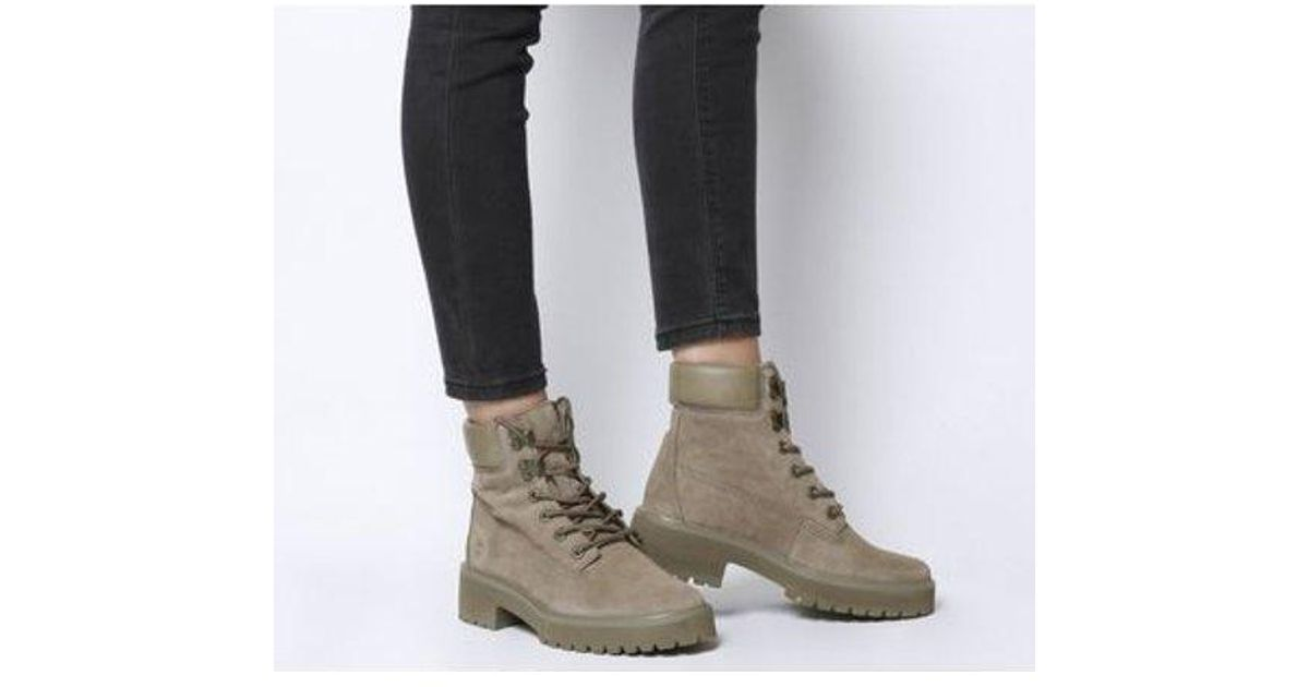 33afc3ca531 Lyst - Timberland Carnaby Cool Boot in Gray