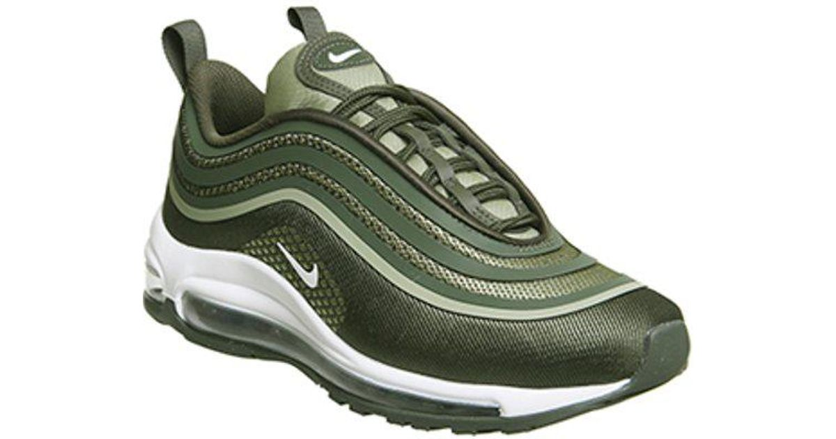 official photos 2bf94 82b71 Lyst - Nike Air Max 97 Ul Gs in Green for Men