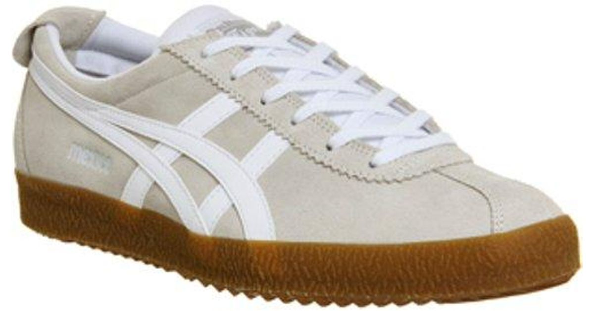 quality design f1a11 2bb4b Asics - White Onitsuka Tiger Mexico 66 Delegation for Men - Lyst