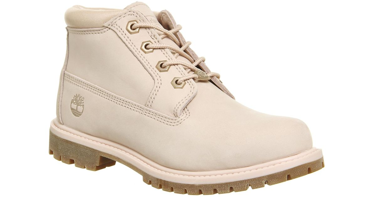 Office Timberland Nellie Chukka Double Waterproof Boot STEEPLE METALLIC COLLAR