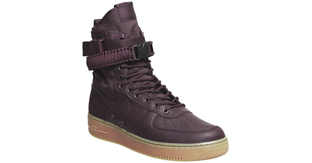 new product 0f266 9e3da Nike - Multicolor Sf Af1 Mid 17 for Men - Lyst