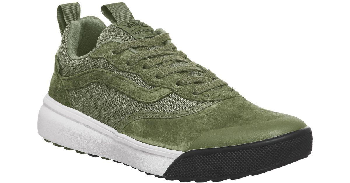 046a525855b152 Lyst - Vans Ultra Range Mte in Green for Men