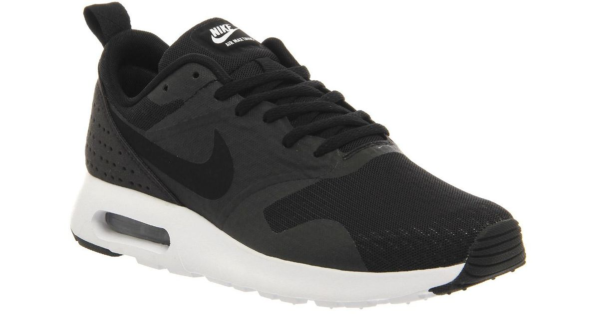 Nike Black Air Max Tavas for Men Lyst