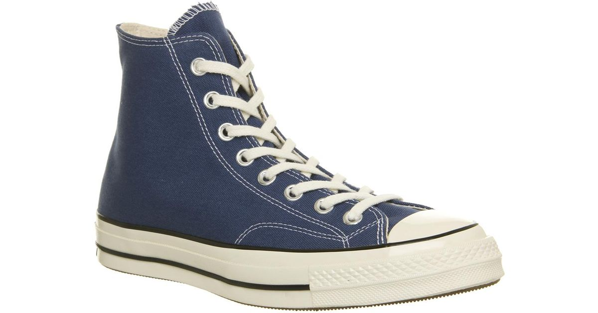 4ea02b4c02fa0b Converse All Star Hi 70 s Trainers in Blue for Men - Lyst
