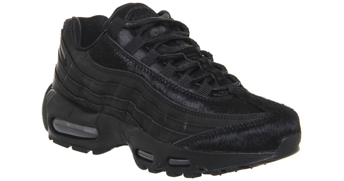 9bac2b21104 Lyst - Nike Air Max 95 in Black