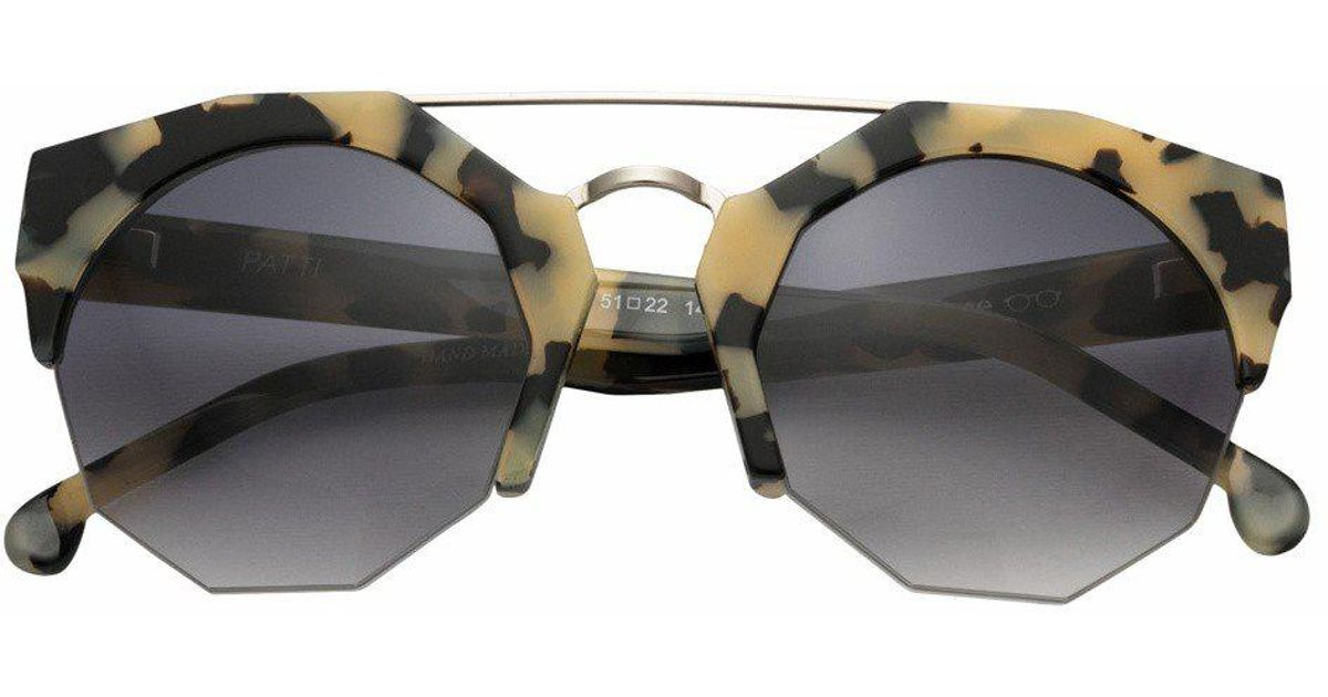 8a93c910628 Lyst - Kyme Sunglasses For Women Patti 2