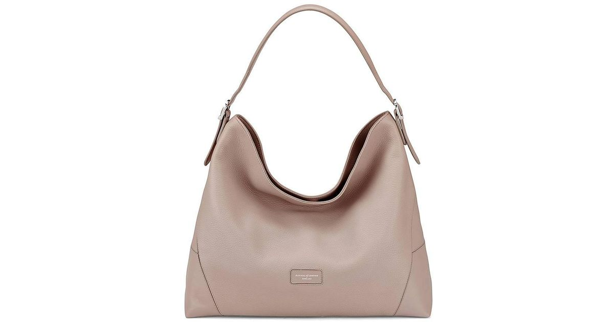 2273c05e56 Lyst - Aspinal of London Aspinal Hobo Bag