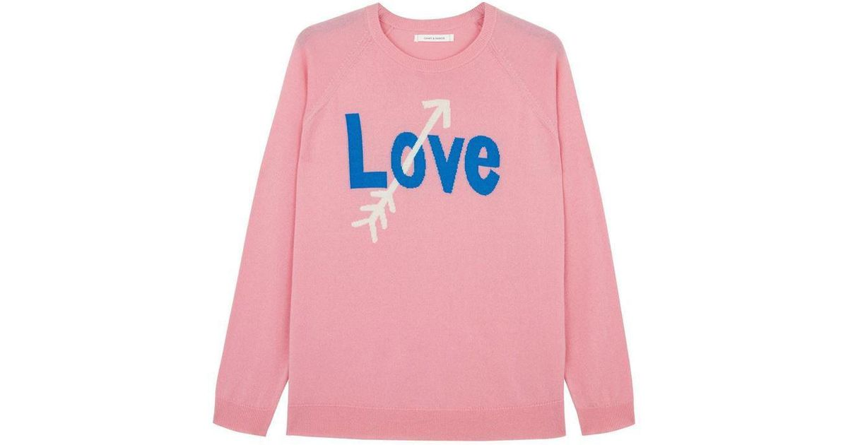 Rose Chinti Arrow And Sweater Love Parker a0aw6T8qZ