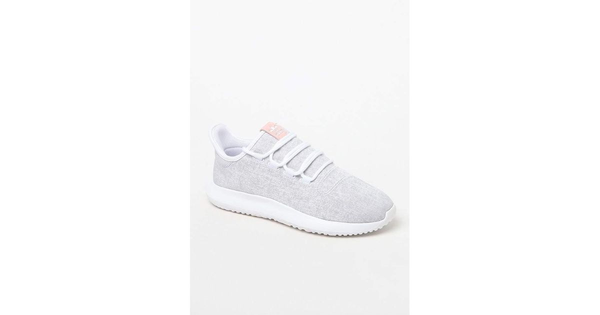 new arrival b826a 7aaa7 Adidas - Women's White Tubular Shadow Sneakers - Lyst