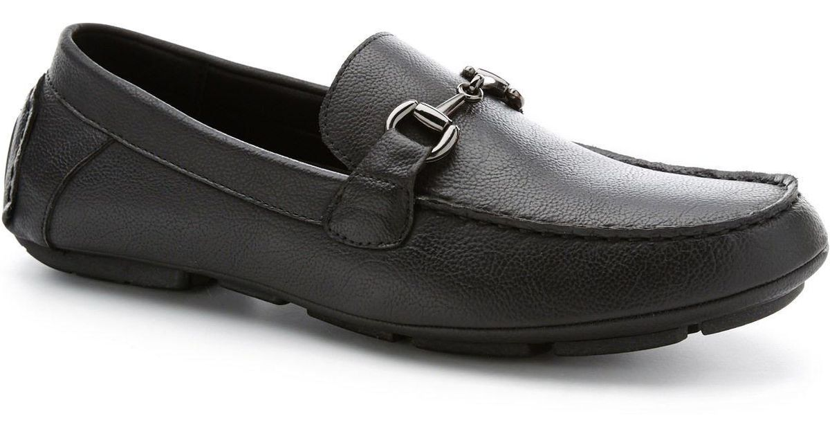 56fa065e792 Lyst - Perry Ellis Nick Loafer Shoe in Black for Men