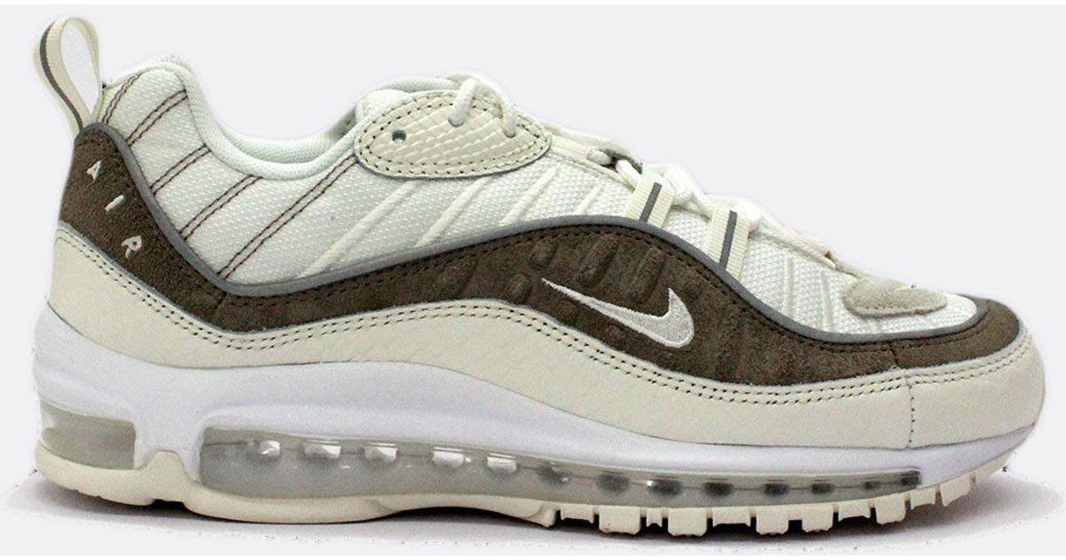 643a6312a0a Lyst - Nike Trainers Nike Air Max 98 Se Sail White Ao9380 100 in White for  Men