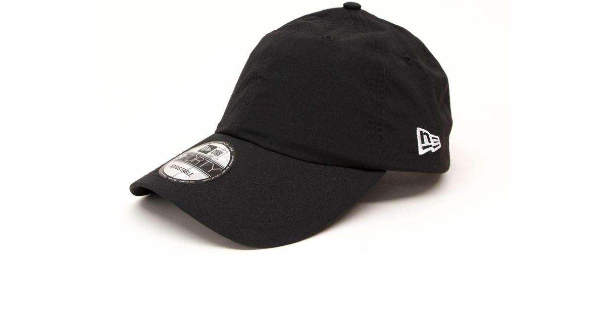 b3cb104ed5e Lyst - KTZ Monochrome Side Script New York Yankees 9forty Cap in Black for  Men