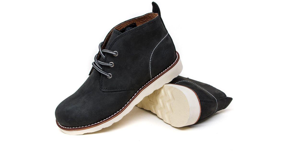 82e713ae8a474 Lyst - Dickies Nebraska Chukka Shoes in Black for Men