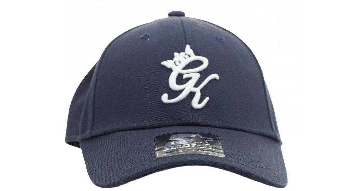 43efd10ef6b Gym King Pitcher Cap in Blue for Men - Lyst