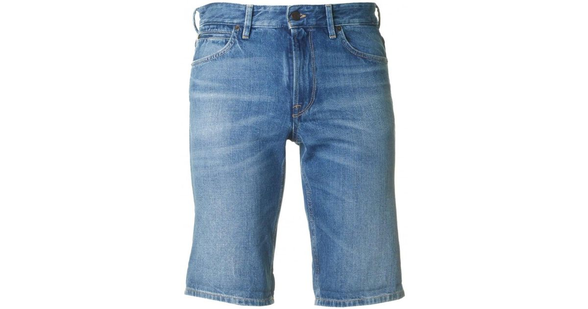 252fdf3b5a4 BOSS by Hugo Boss Orange 24 Denim Shorts in Blue for Men - Lyst