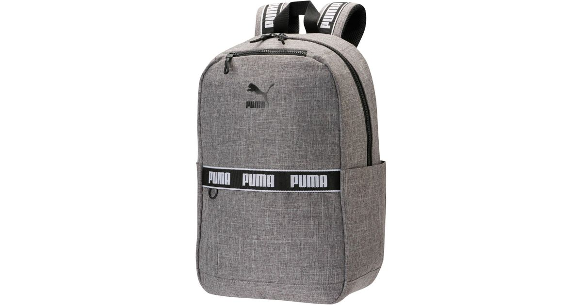 43dc362d9eef Lyst - PUMA The Linear Backpack in Gray for Men