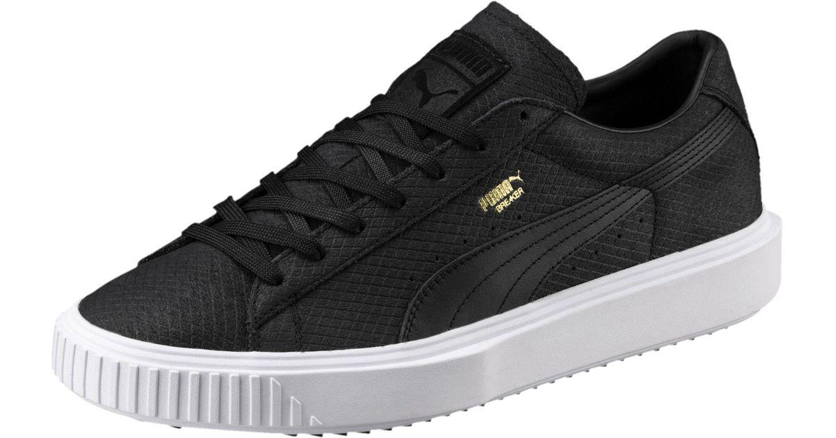 831c73f84242cf ... arrives Lyst - Puma Suede Breaker Sneakers in Black for Men - Save  38.75% 1983b ...