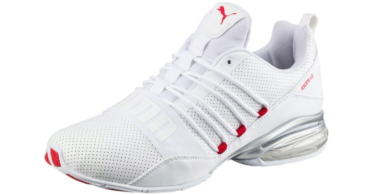 20597a0260a Lyst - PUMA Cell Pro Limit Men s Running Shoes in White for Men
