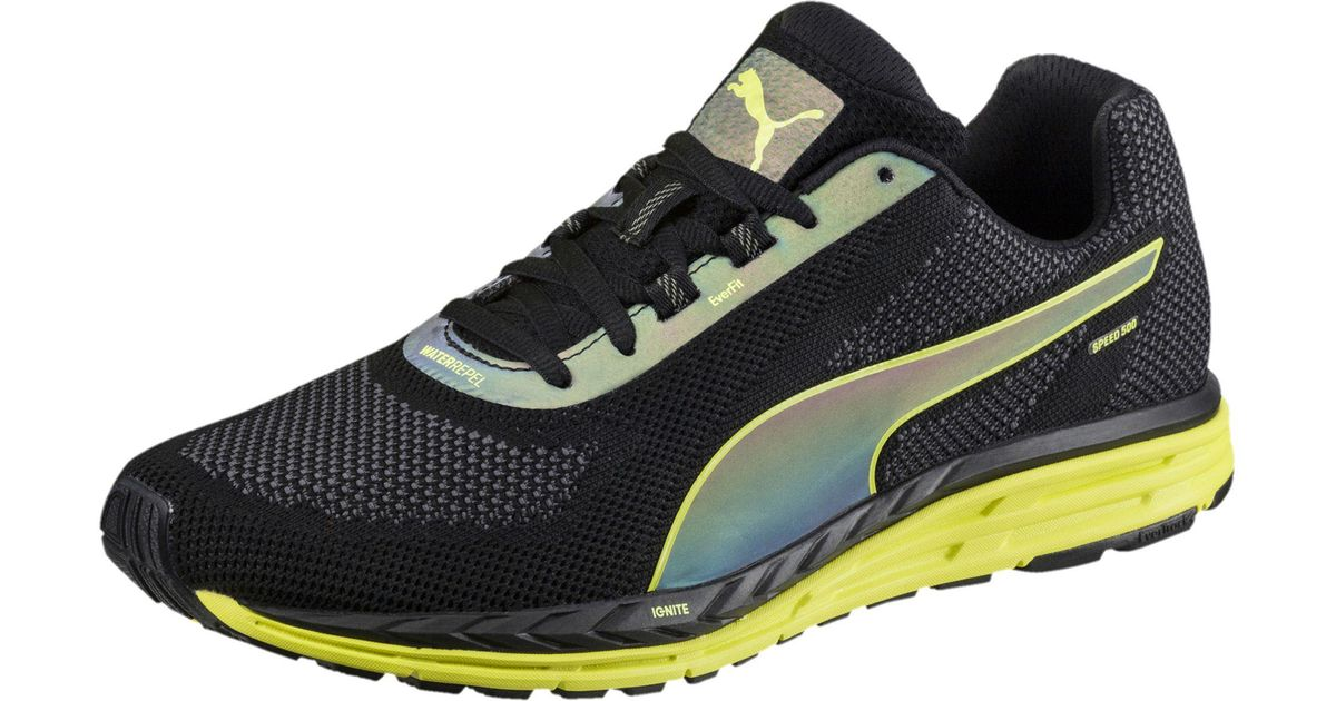 5d53d22cad PUMA Speed 500 Ignite Nightcat Men's Running Shoes in Black for Men - Lyst