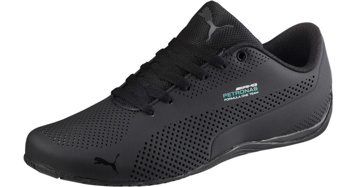 24188155344e68 Lyst - PUMA Mercedes Amg Petronas Drift Cat Ultra Training Shoes in Black  for Men