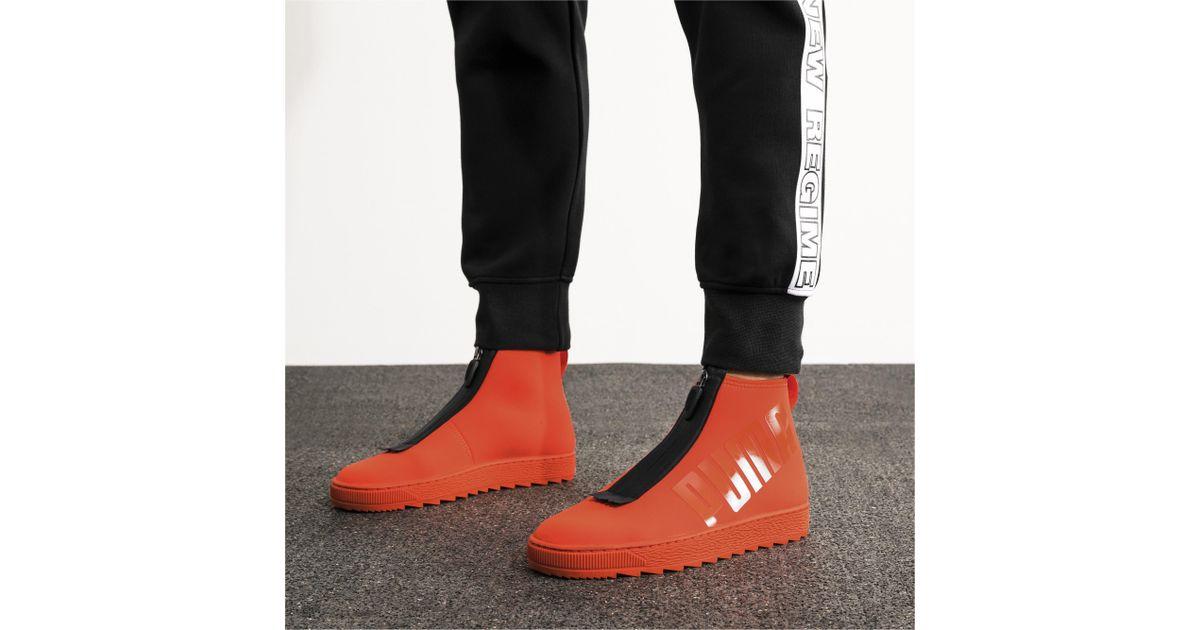 89d09a52cf8103 Lyst - PUMA X Atelier New Regime Basket Boot for Men
