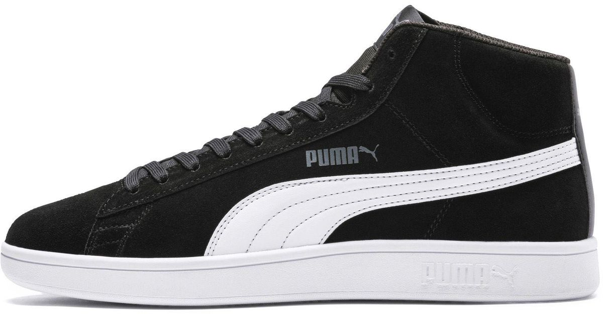 bdddf4dd089b Mid Puma Lyst Sd Men In V2 For Sneakers Smash Black wa4dt4